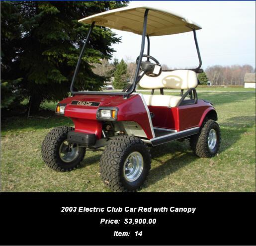 Glenn S Golf Car Central Photo Gallery